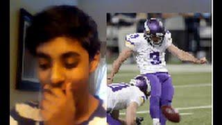 Not Even Close! Blair Walsh Misses Game-Winning FG! | Seahawks vs. Vikings | NFL