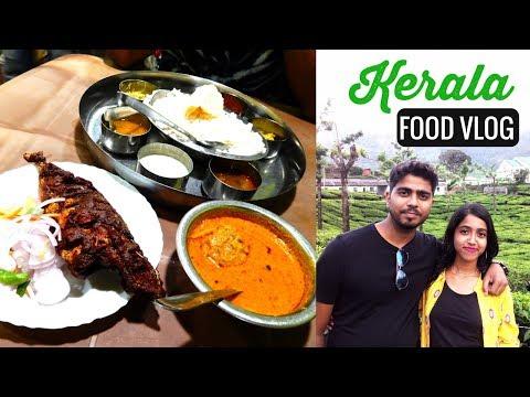 Kerala Food Vlog | Indian Street Food | South Indian Food
