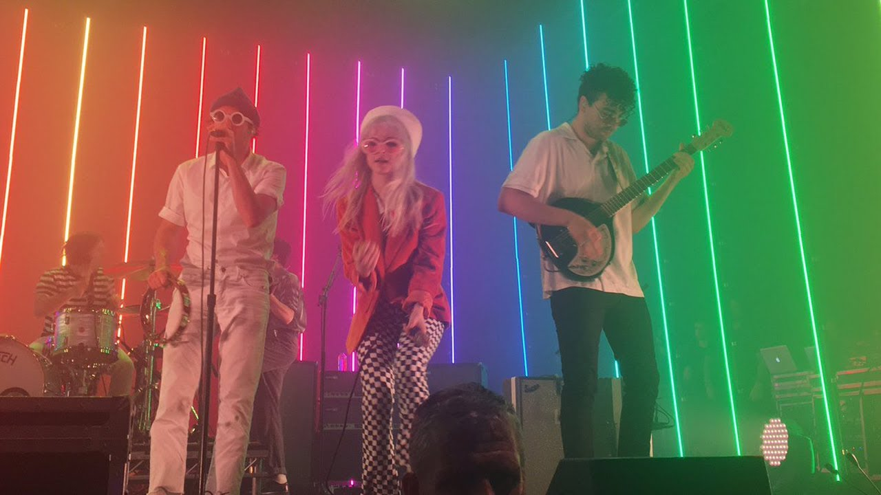 Paramore Live in Dublin, Ireland- Tour One 2017 (Full ... Paramore Tour