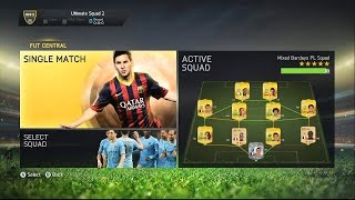 FIFA 15 Ultimate Team - Demo Gameplay - FIFA 15 Gamescom Gameplay