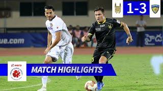 Hyderabad FC 1-3 Chennaiyin FC - Match 56 Highlights | Hero ISL 2019-20