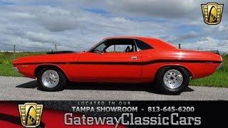 bucket seats 1018-TPA 1972 Dodge Challenger