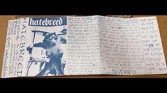 Hatebreed - Demo (1995 // Full Album)