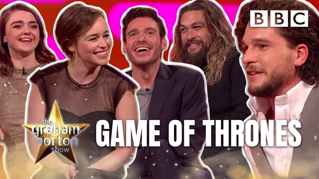 When Game of Thrones met Graham Norton – BBC