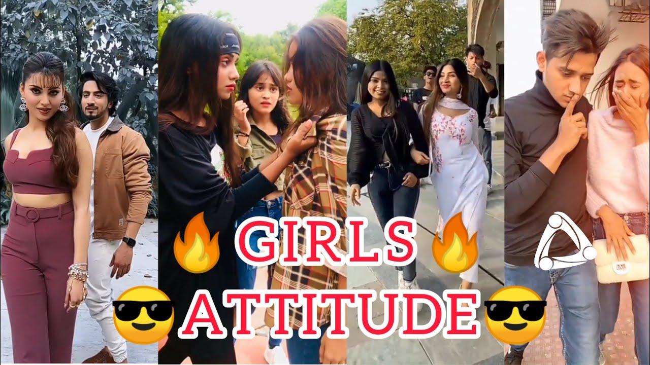 Download 🔥Girls Attitude Tiktok video Boys power video🔥Best Attitude Video🔥Knackit App   Best Earning App