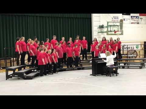 Rittman High School Choir - Music Showcase Festival