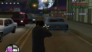 GTA San Andreas - Mission 94 - Grove 4 Life