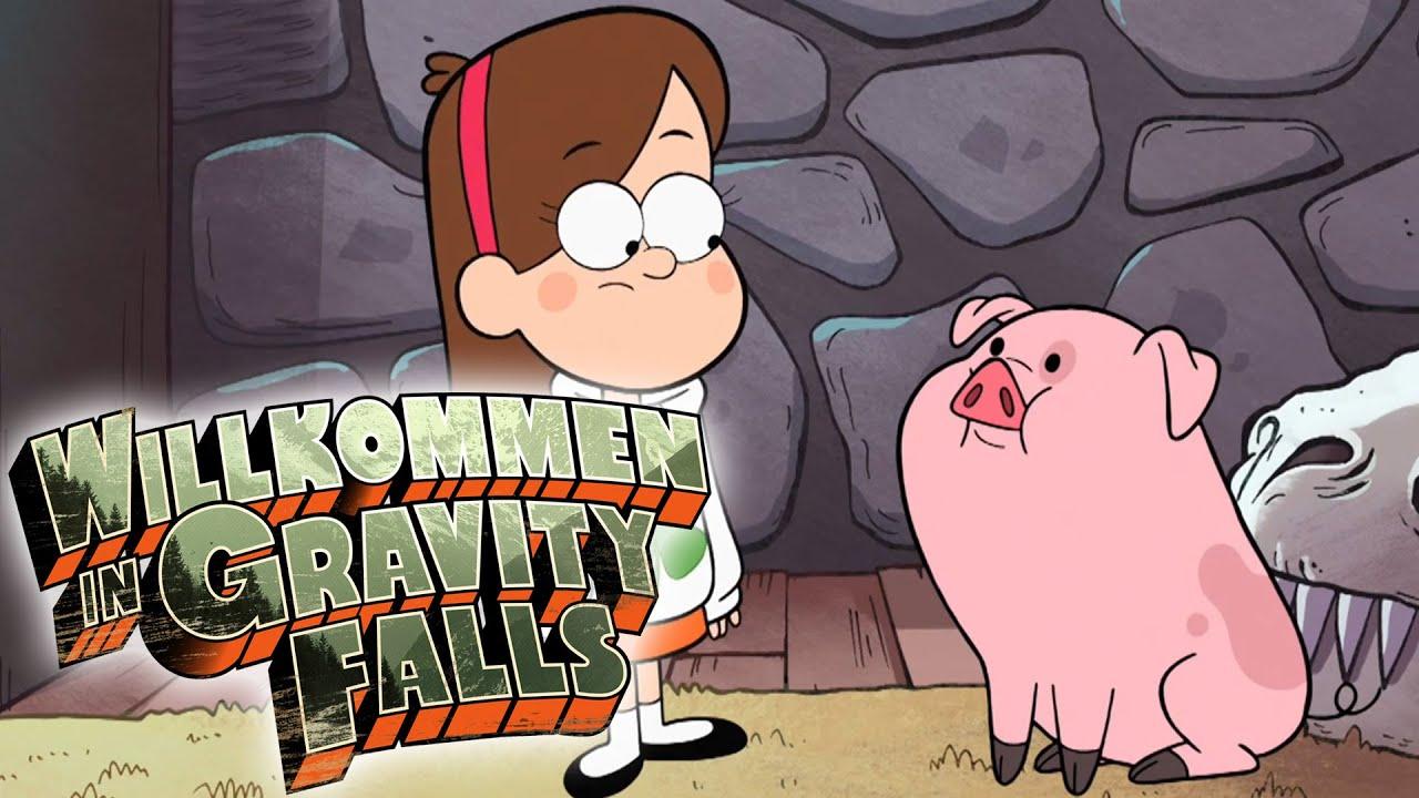 Willkommen In Gravity Falls Schwabbel