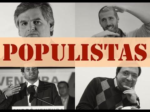 VITÓRIA DOS POPULISTAS - QUERO LÁ SABER #20