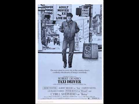 Bernard Herrmann - Taxi Driver Main Title