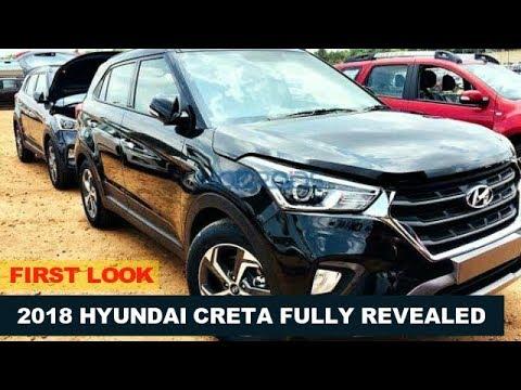 First Look | 2018 Hyundai Creta Facelift Fully Revealed Ahead | Features, Specs, Design