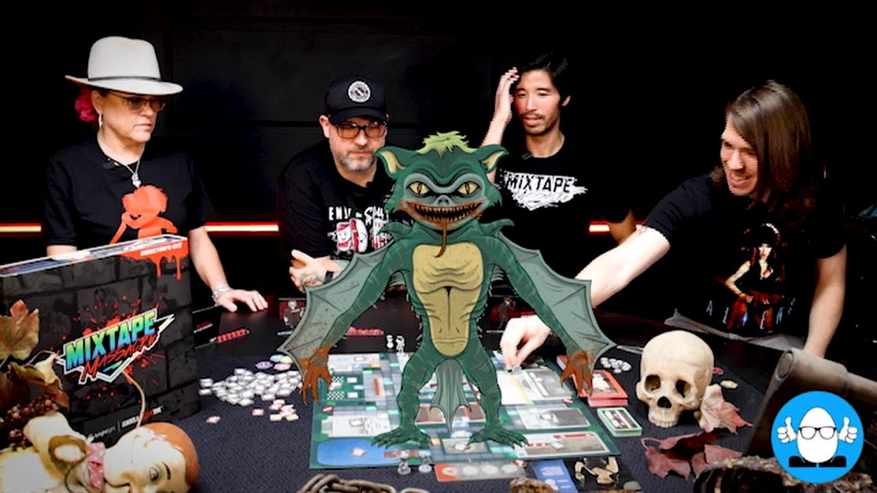 Download GEGGHEAD Horror Nights - Mixtape Massacre Pt. 1