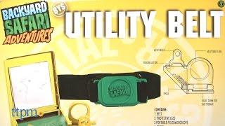 Backyard Safari Adventures Utility Belt From Alex