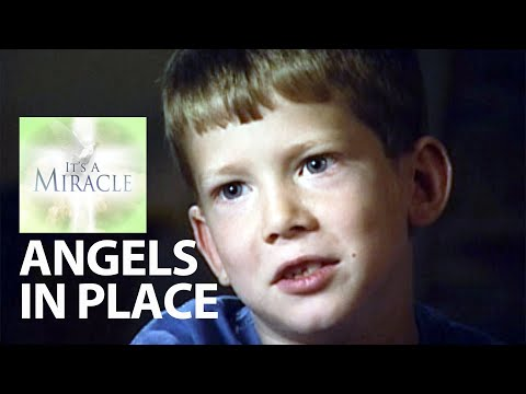 Angels in Place - It's a Miracle