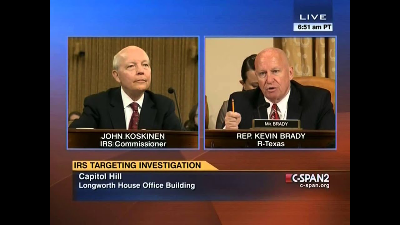Image result for irs corruption Koskinen