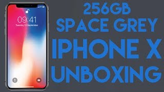 видео iPhone X 256GB Space Gray