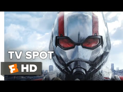 Ant-Man and the Wasp TV Spot - Universe (2018) | Movieclips Coming Soon