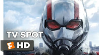 Ant-Man and the Wasp TV Spot - Universe (2018) | Movieclips Coming Soon - Продолжительность: 41 секунда