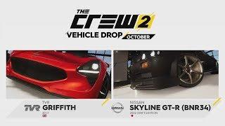 The Crew 2 - October Vehicle Drop Trailer