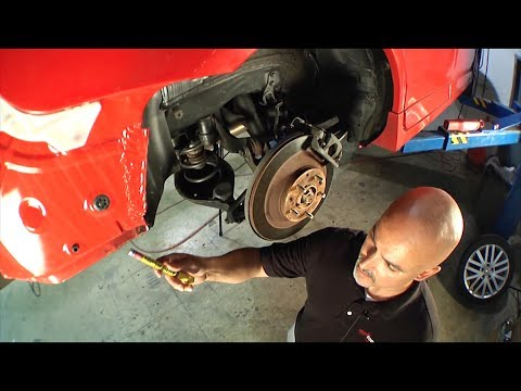 Post Repair Inspection by Mark's Body Shop in Baltimore Maryland