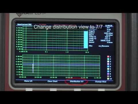 ELPI+ electrometer zeroing