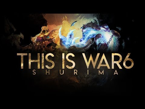 Falconshield - This Is War 6: Shurima (*COLLAB*)