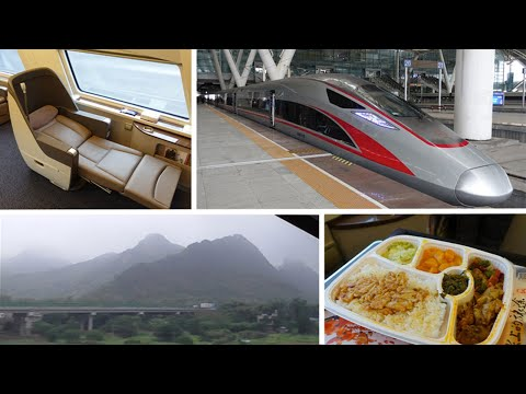 Hong Kong to Beijing by high-speed train from US$157