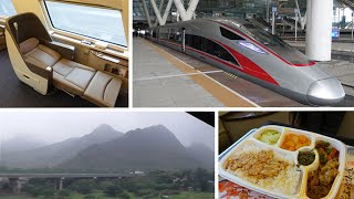 Hong Kong to Beijing by high-speed train from $157