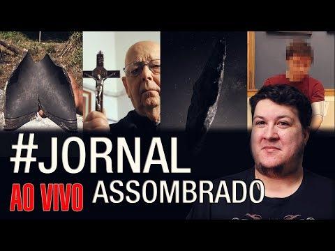 J.A.#214: Viajante do Tempo e o Detector de Mentira! Curso de Exorcismo! Robson Explica Clarão Bahia