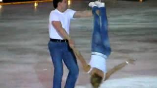 """шоу """"Короли льда"""" 31.03.2010 Ходынка, Финал шоу, часть 1"""