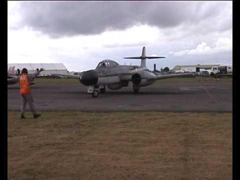 Meteor NF-11 Jet Night Fighter