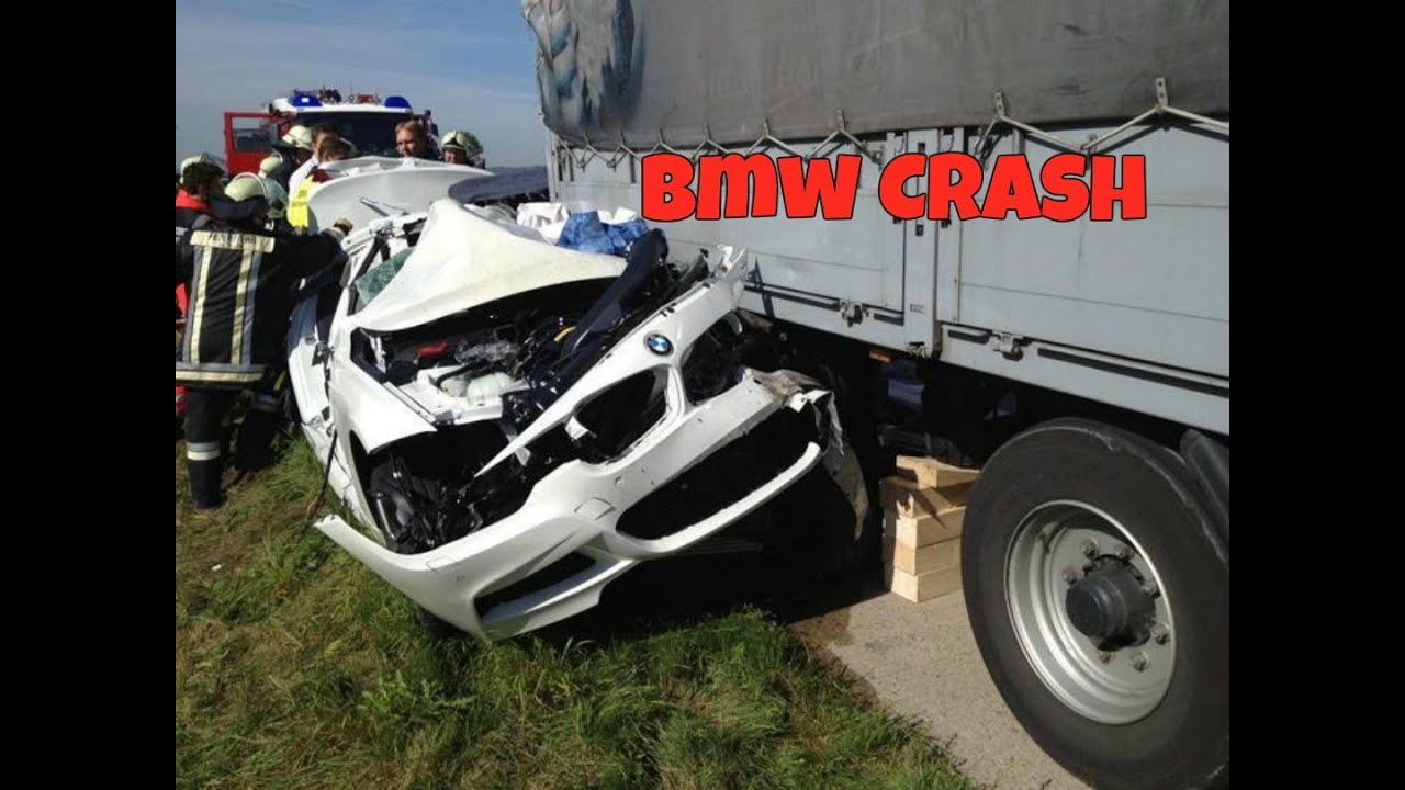 Brutal BMW CRASH Compilation 2016 - Best BMW Accident - YouTube