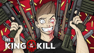 ONE MAN ARMY! (H1Z1 Funny Moments)