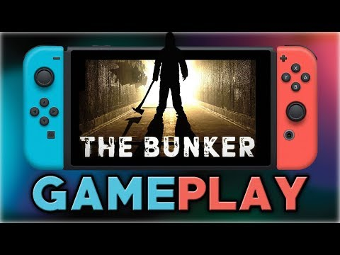 The Bunker   First 40 Minutes   Nintendo Switch