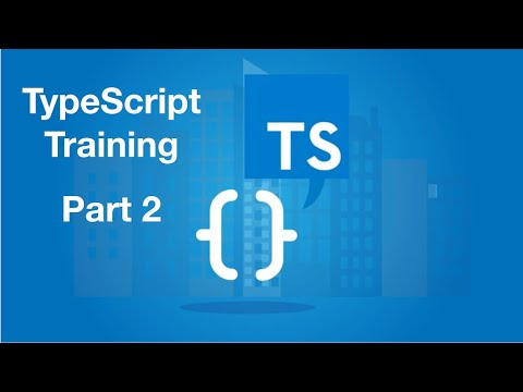 TypeScript Essential Training - Part 2 | TypeScript Tutorial | Everyday JavaScript thumbnail