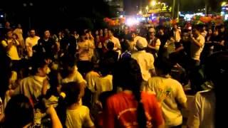[COS TEAM] - Nhảy Flashmod - Ánh trăng trẻ thơ - Ứơc mơ hạnh phúc công viên 23/9