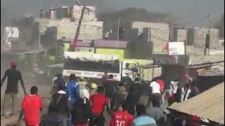 Urgent! Manifestations viOlentes à Mbour...