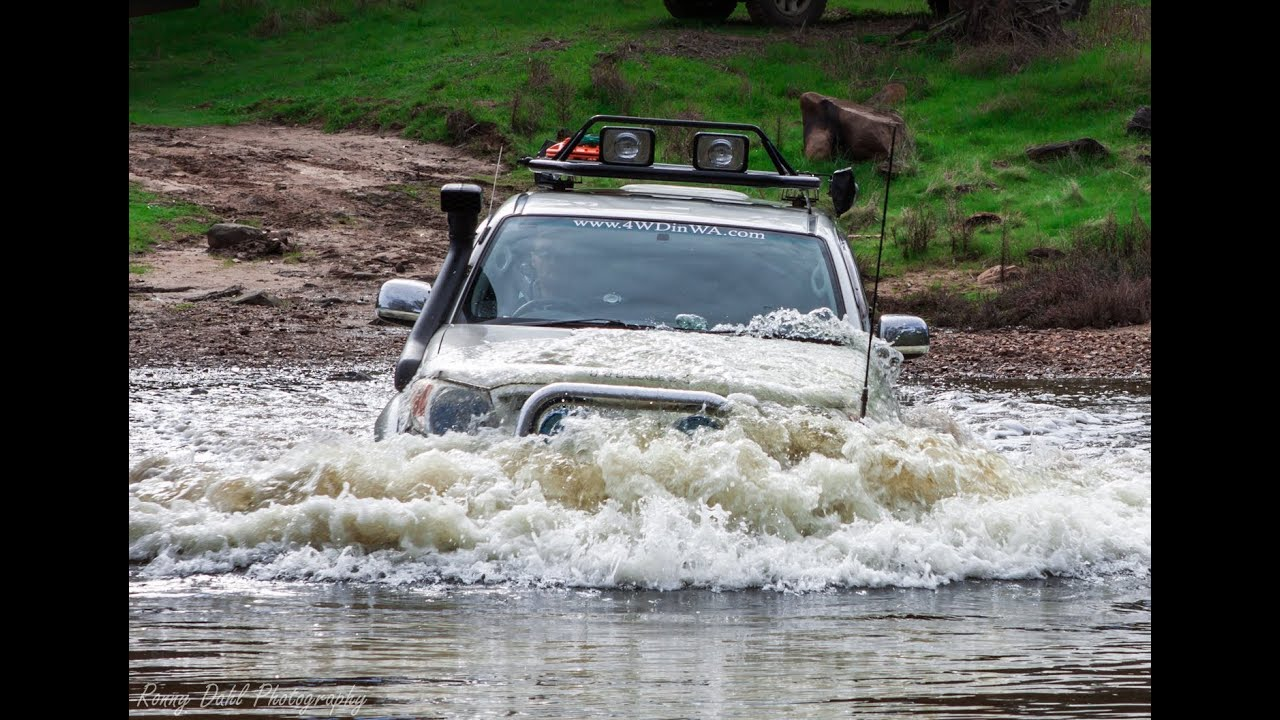 Extreme offroad 4x4 action australia adventure - mud bog ...