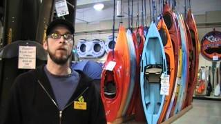 PURCHASING A KAYAK(We know that buying a kayak can be confusing so Neil our marine buyer just made a short video on what you should look for when purchasing a kayak., 2011-05-05T20:32:23.000Z)