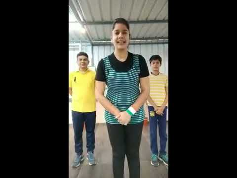 Aerobics Session FB Live Day 06- BHAVANA CHOUDHARY