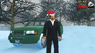 GTA Liberty City Stories Winter Edition