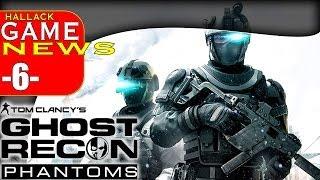 Ghost Recon Phantoms - futurystyczny specjalista