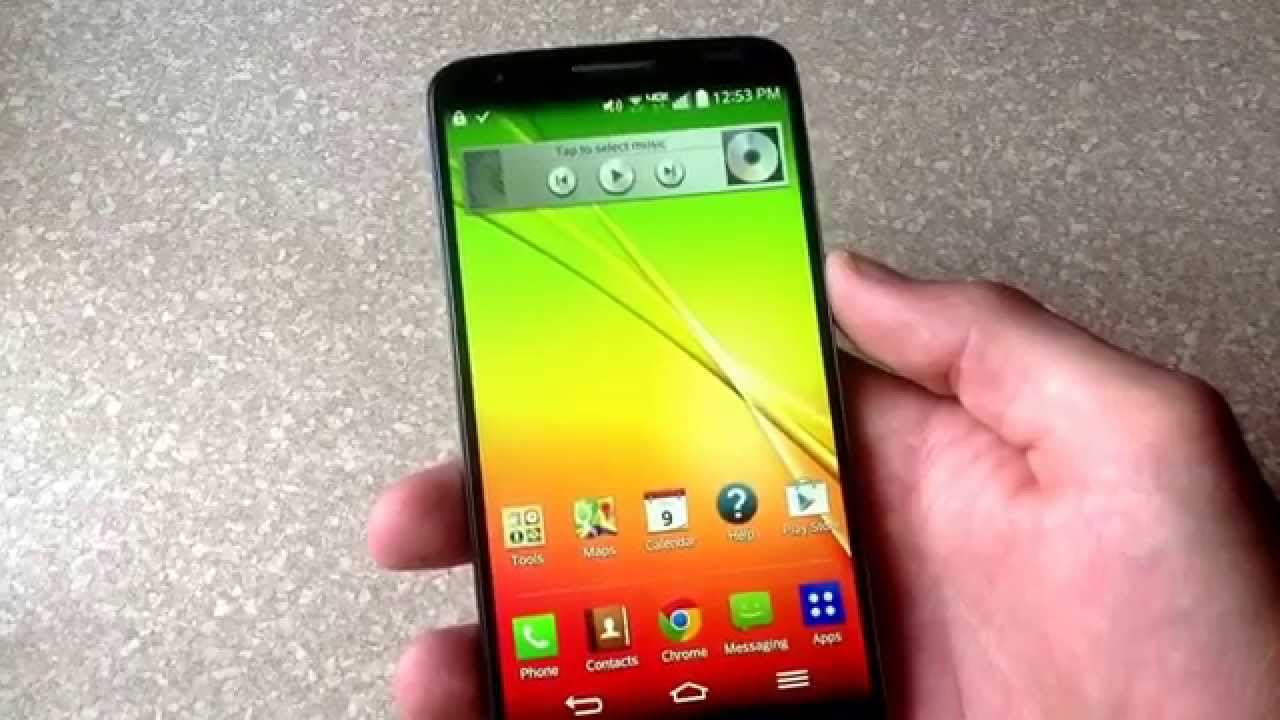 LG G2 - How to turn off running / frozen apps