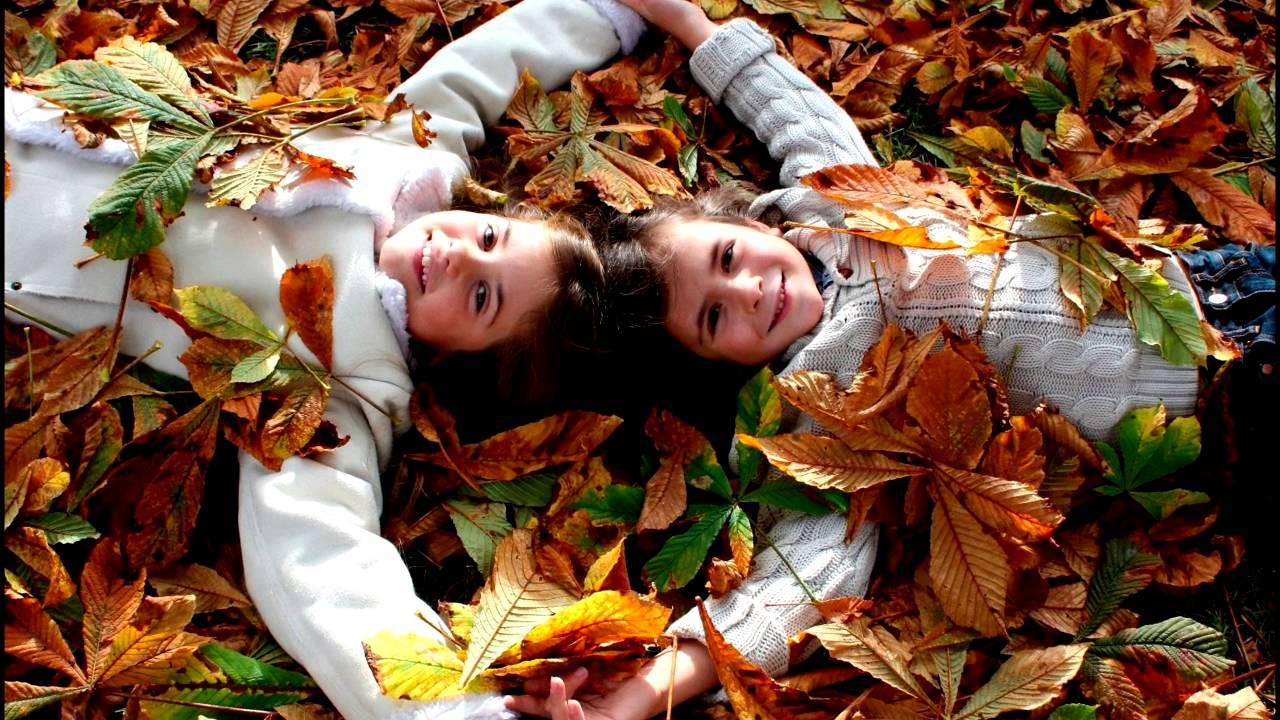 скачать песню осень пришла юдиной