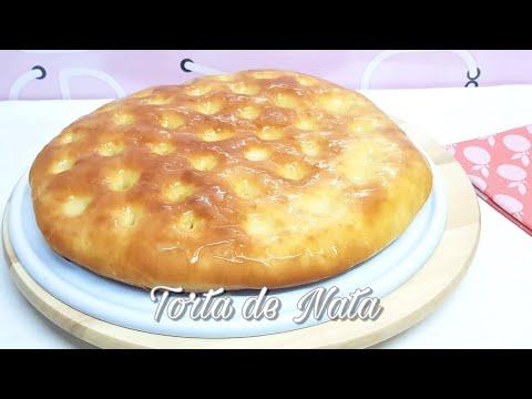 TORTA IMPERIAL DE NATA - Rica, Jugosa y Esponjosa