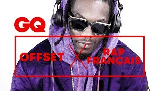 Offset x Rap français (Booba, Lomepal, Vald, NTM...)   | GQ