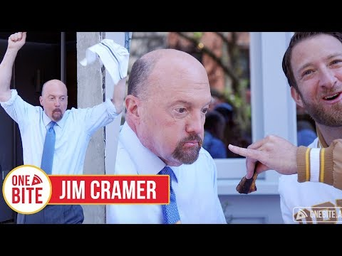 (Jim Cramer) Barstool Pizza Review - The Longshoreman (brooklyn)
