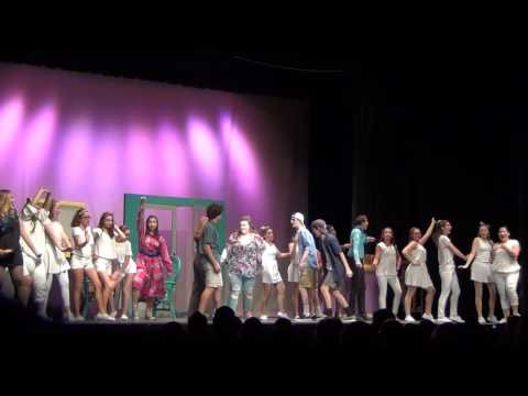 Legally Blonde-Bend and Snap