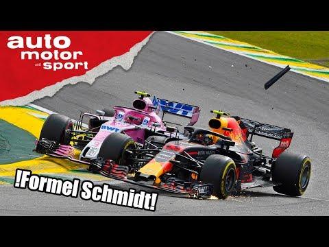 Ocon verdirbt die Verstappen-Party - Formel Schmidt zum GP Brasilien | auto motor und sport