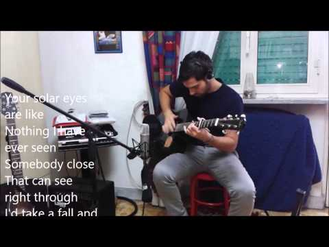 Red Hot Chili Peppers - This Velvet Glove - Percussive Acoustic Fingerstyle Guitar Cover by Milo